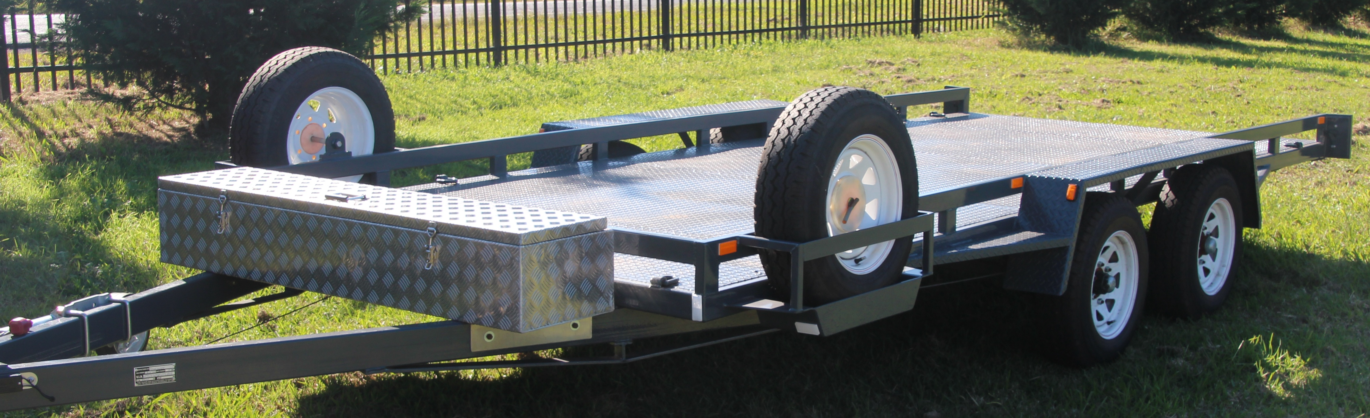 Custom Built Car Trailer